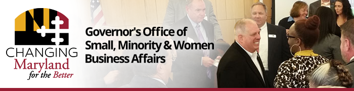 governors office of small, minority and women business affairs