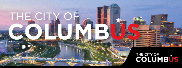 City of Columbus GovDelivery Banner