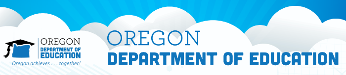 Oregon Department of Education - Oregon Achieves Together