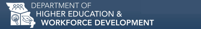 Missouri Department of Higher Education and Workforce Development