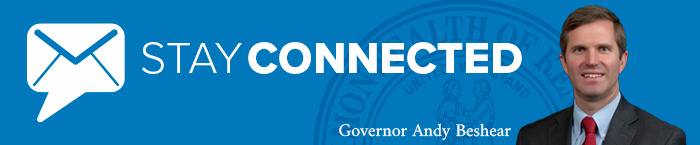 Stay Connected with Kentucky Governor Andy Beshear